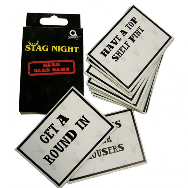 Card Game Stag Night
