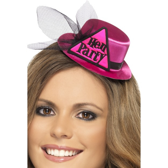 Hen Party Hat,Pink
