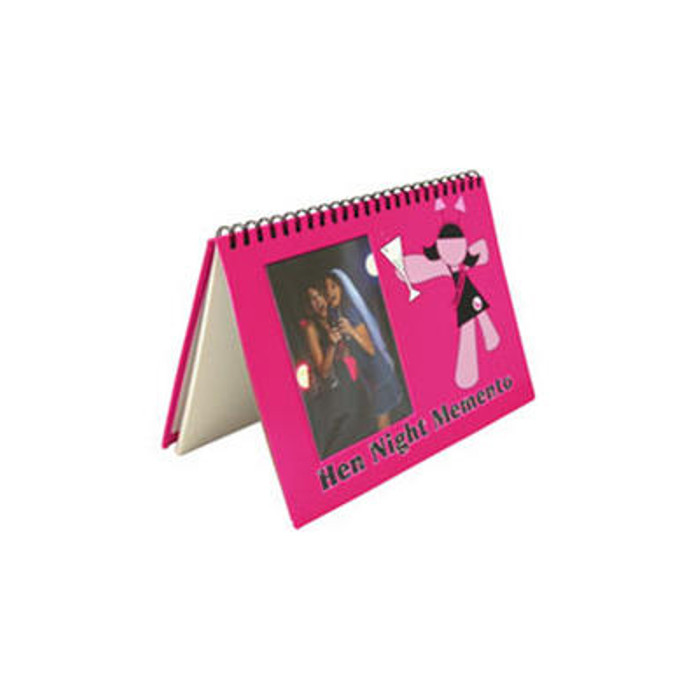 Hen Party Memento Book