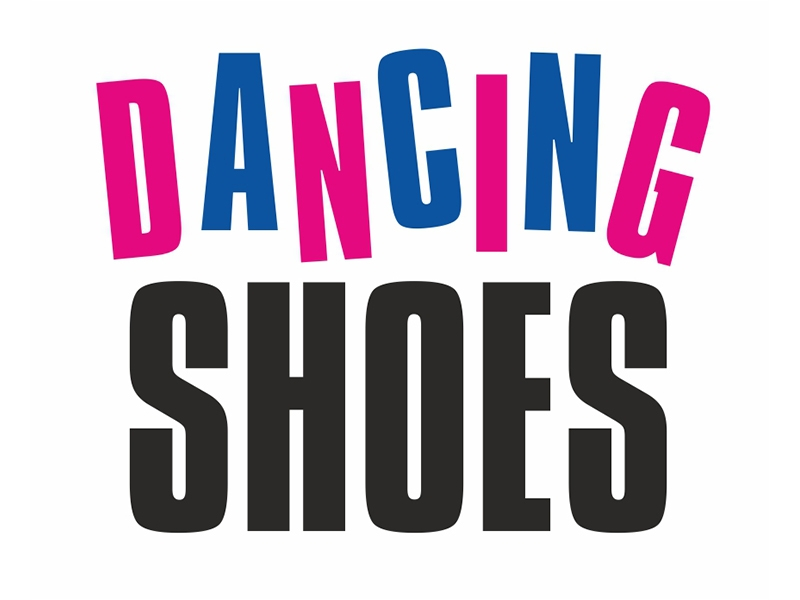 Shoe Stickers Dancing Shoes (1 pkt / 2 pc.)